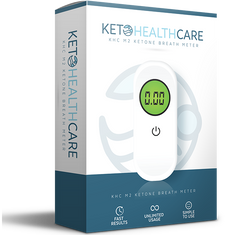 Image of THE KHC M2 KETONE BREATH METER