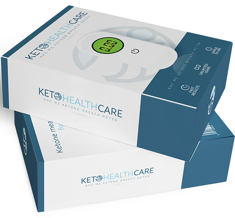 THE KHC M2 KETONE BREATH METER