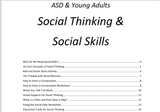 ASD & Young Adults: 6 book package -Tools and Ideas for Building Independence - DIGITAL DOWNLOAD