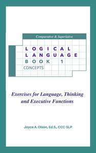 Logical Language Puzzles - Book1 + 22-page Manual DIGITAL DOWNLOAD zip file
