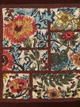 Views of Morris-Paper Rug Hooking Pattern - ( PAPER PATTERN ONLY)