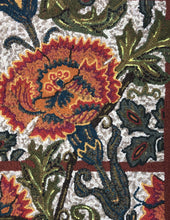 Views of Morris-LRH Linen Rug Hooking Pattern