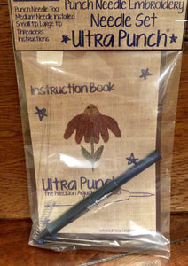 Ultra Punch Needle Set (3 Needle set)
