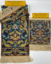 Tapestry Runner (PPN)- Paper punch needle patterns