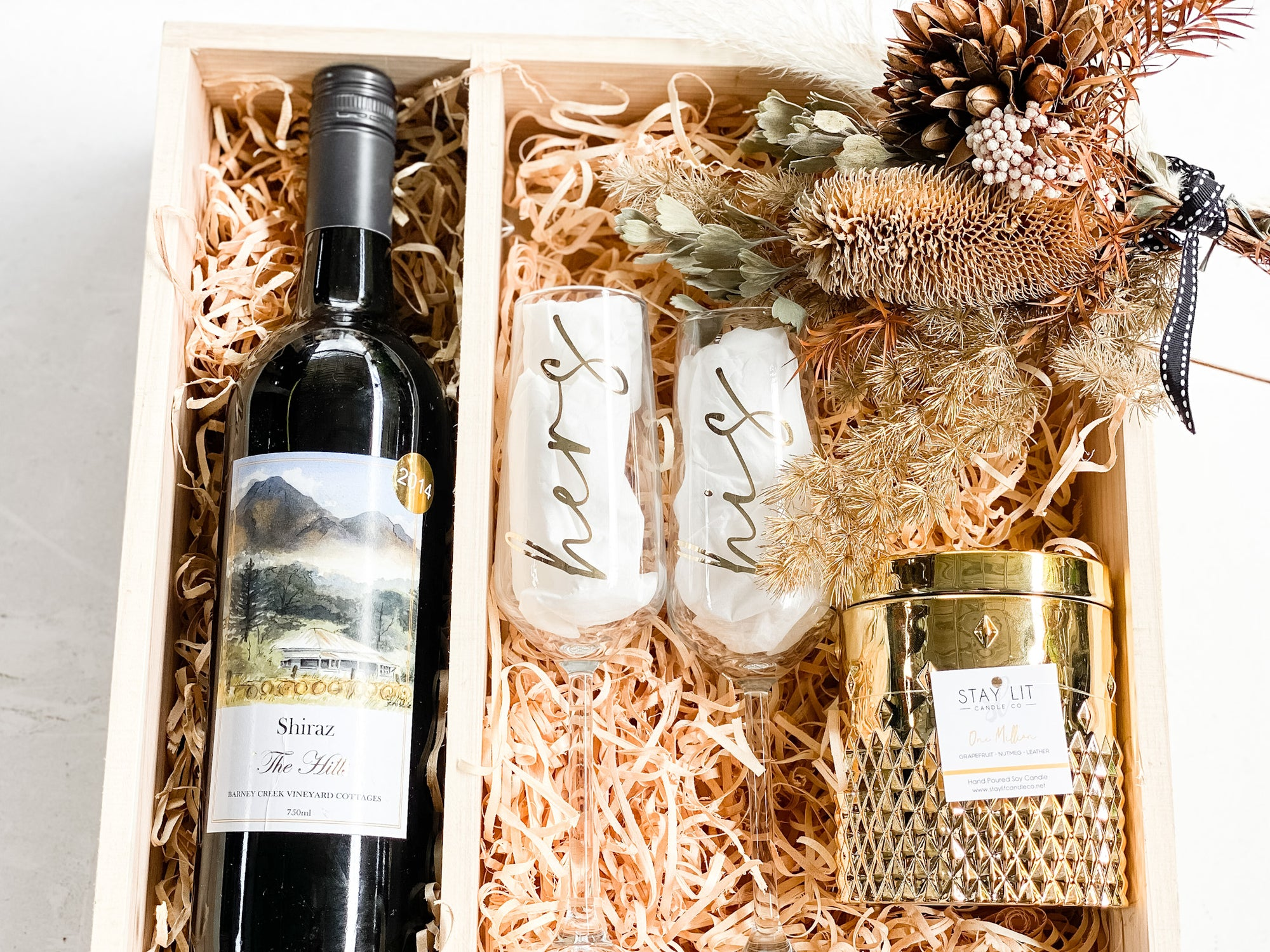 Wine Luxury Gift Set