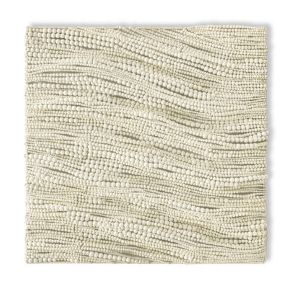 "Point Dume Wall Decor | 40.5"" SQ"