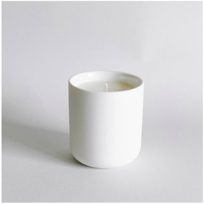Cedar & Sandalwood Ceramic Candle | 9.5oz