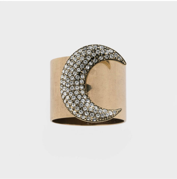Moon Napkin Rings | Set Of Two