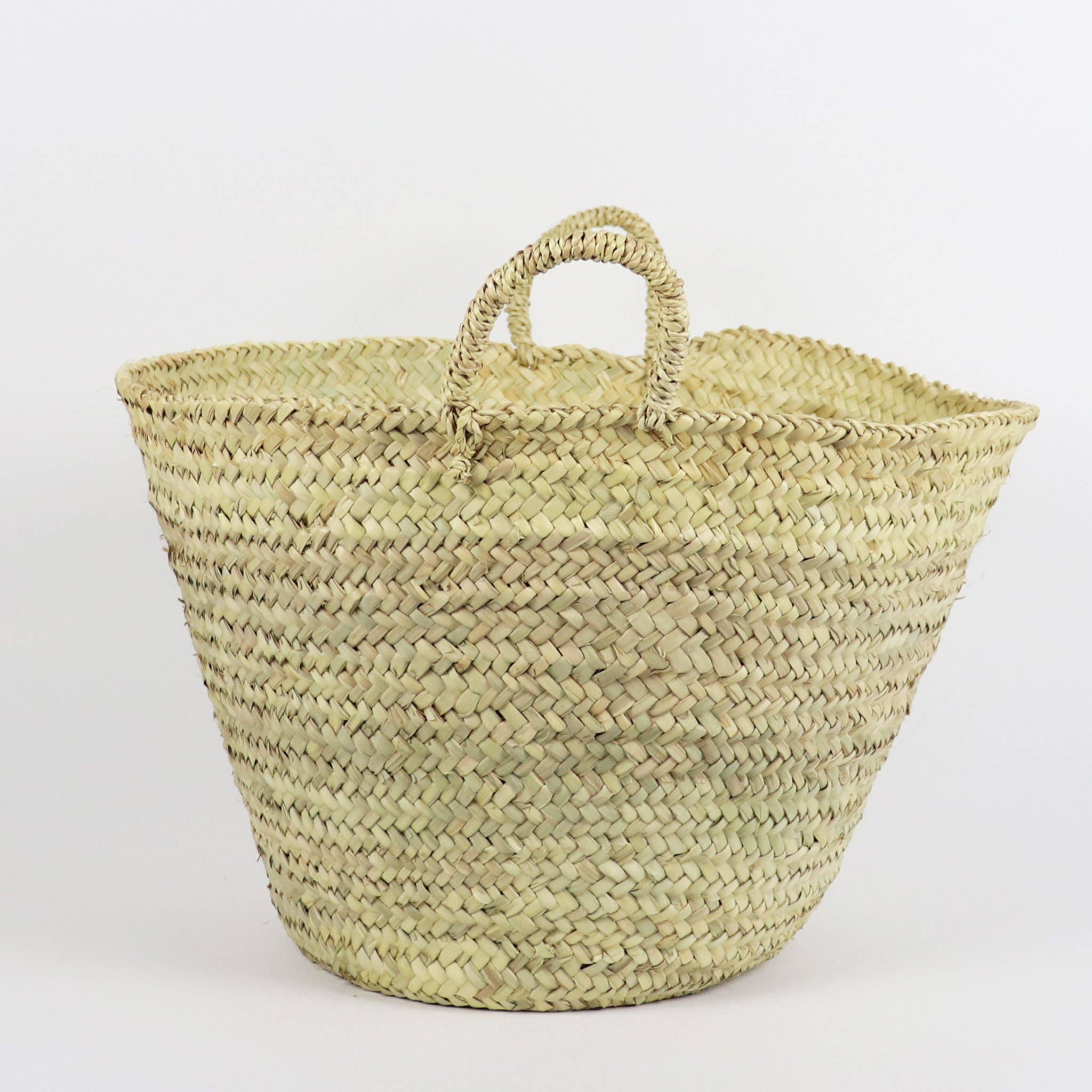 Large Beldi Woven Storage Basket