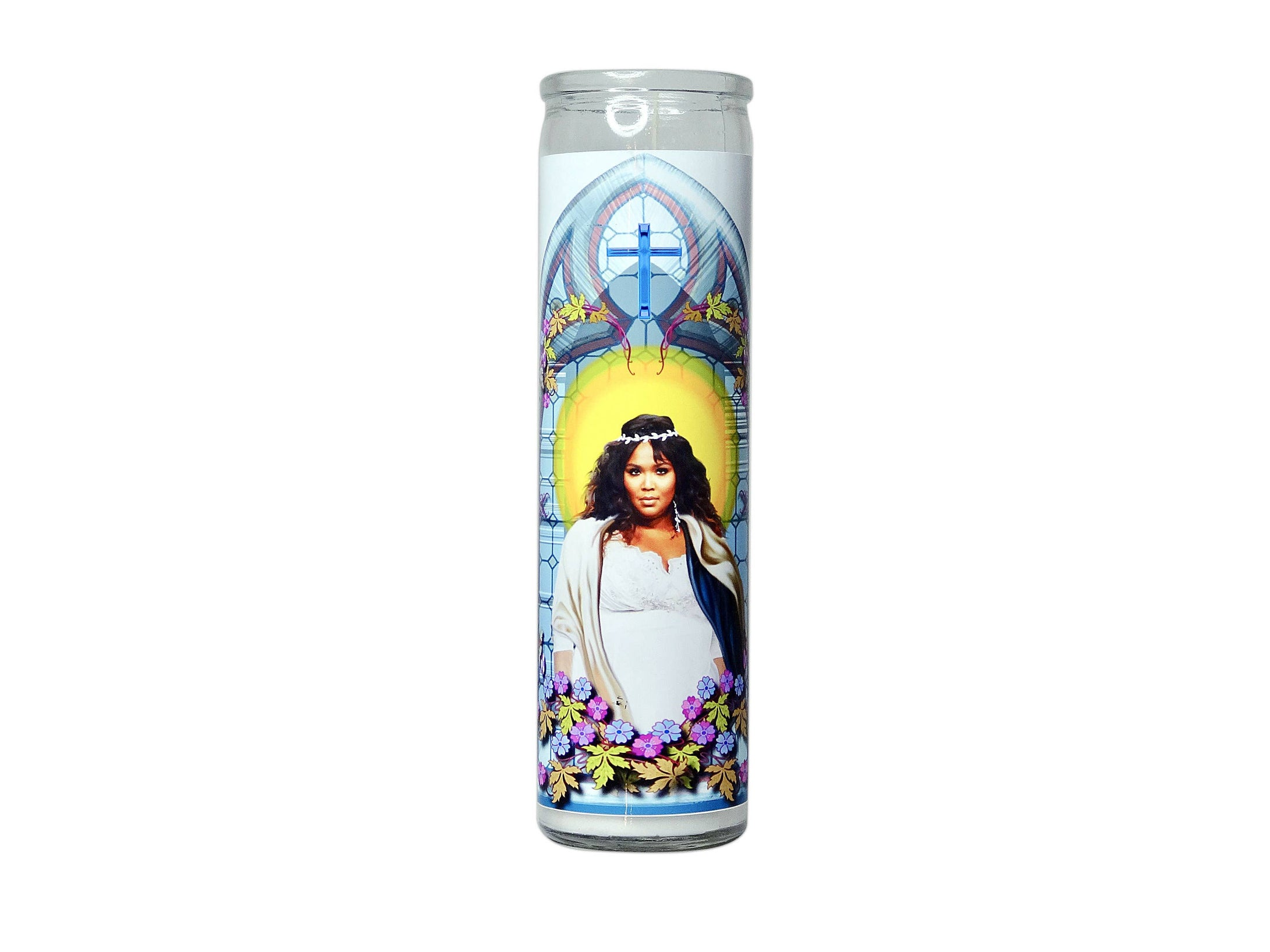 Lizzo Celebrity Prayer Candle