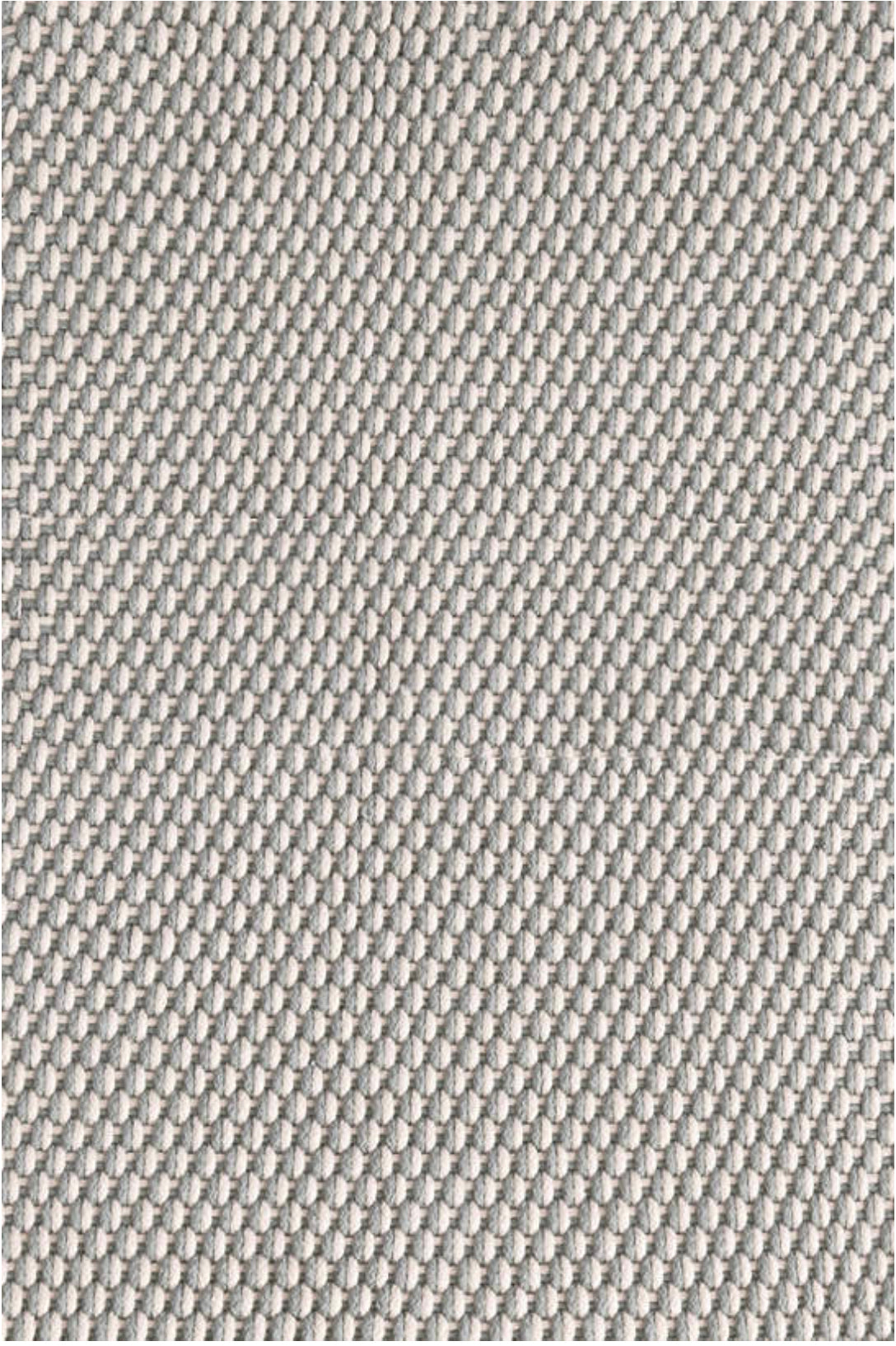 Two-Tone Rope Indoor Outdoor Rug | Platinum & Ivory | 5'x8'