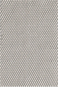 Two-Tone Rope Indoor Outdoor Rug | Platinum & Ivory | 2'x3'