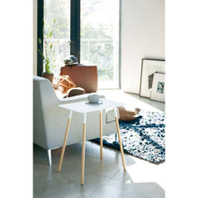 Rectangular Side Table | White