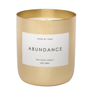 Abundance Wellness Candle | 8oz