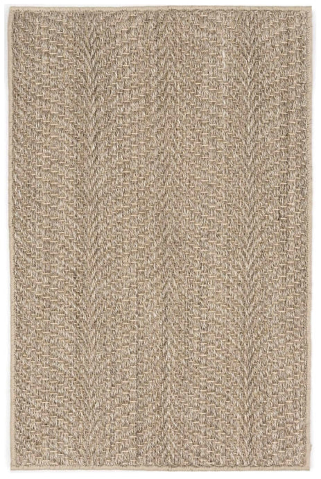 Wave Sisal Rug | Color: Natural | 8' X 10'