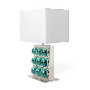 Globo Square Table Lamp | Jonathan Adler