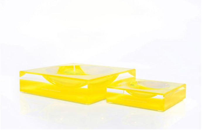AVF Home |  Yellow Candy Dish