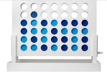 White Acrylic Connect Four Game