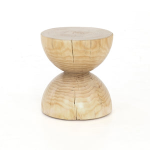 ALIZA END TABLE | NATURAL PINE