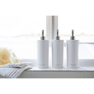 White Tower Shampoo Dispenser