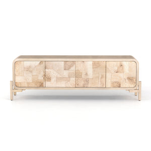 Wiley Media Console | Beached Burl