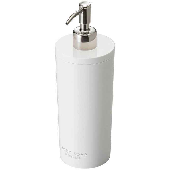 White Tower Body Wash Dispenser