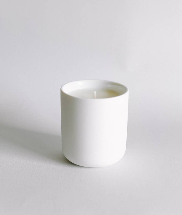 Orange Blossom Ceramic Candle | Lightwell Co