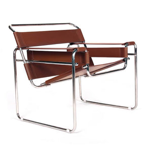 Wassily Chair | Chrome Frame | Set of 2