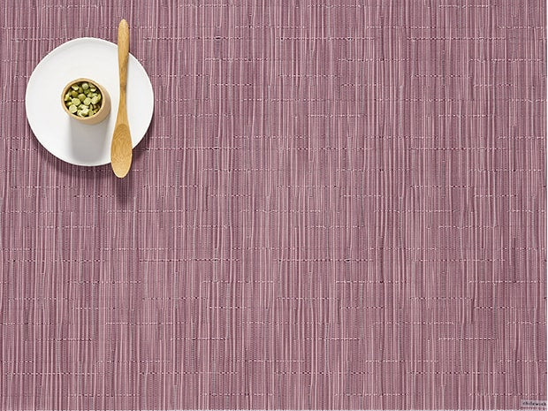 Rhubarb color All-Weather Placemat