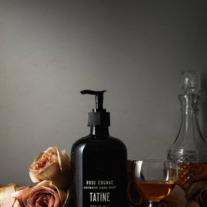 Rose Cognac Aromatic Hand Wash