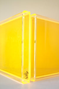 AVF Tray Fearless - Yellow- Small (Soulmate)