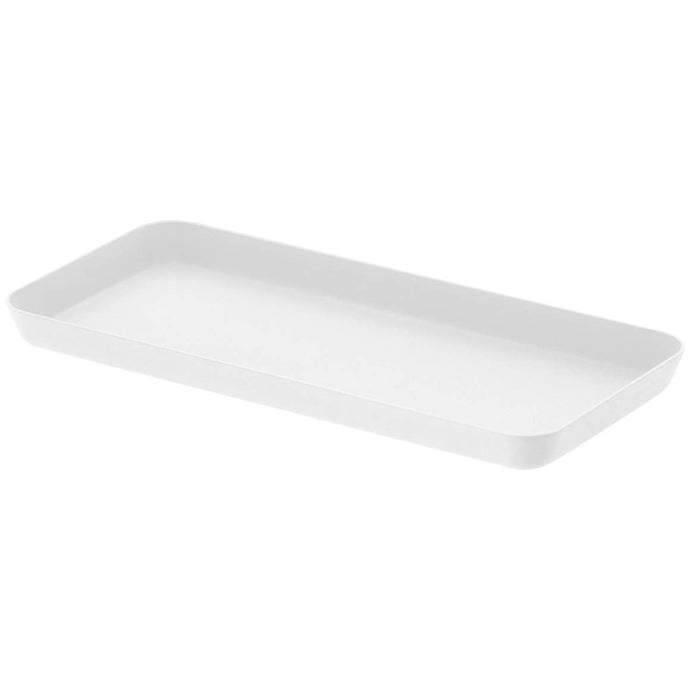White Large Tower Amenity Tray