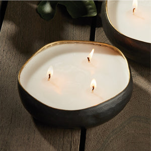 Oudh Noir 3-Wick Candle Tray
