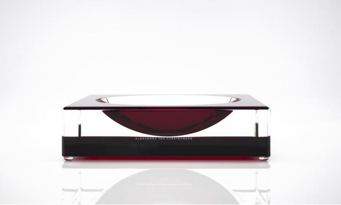 AVF Home |  Ruby Candy Dish