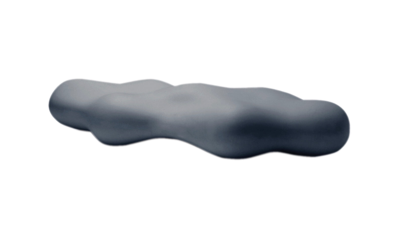 Lava Bench | Gray Polyethylene Resin