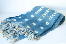 African Indigo Throws | Vintage