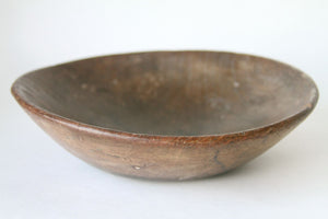 Primitive Small Wood Bowl