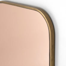 BRYN MIRROR | ANTIQUE BRASS