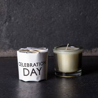Tisane Candle | Celebration Day | 2 oz