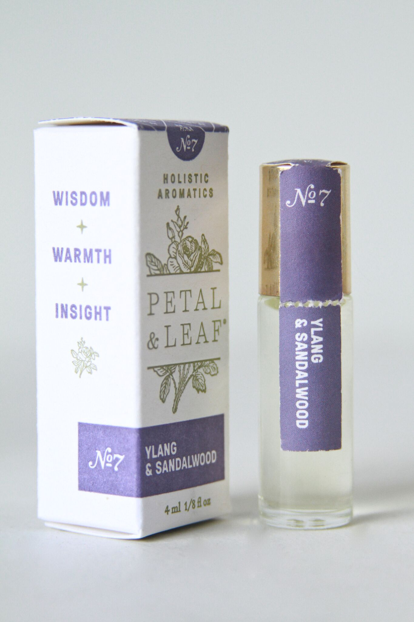 Holistic Aromatics Ylang & Sandalwood Perfume Roll On