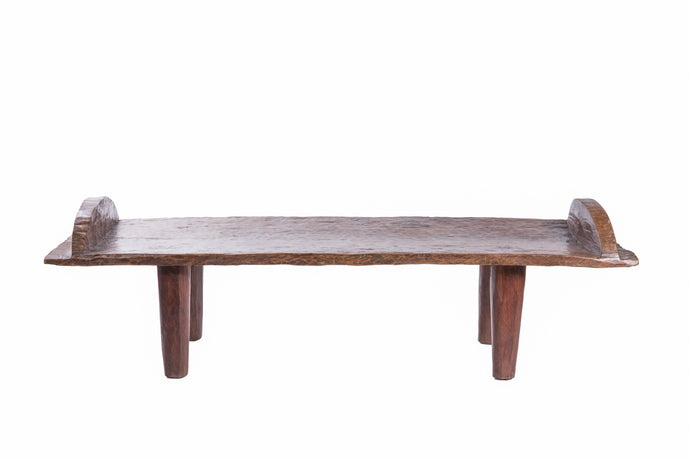 African Tribal Bench/Coffee Table