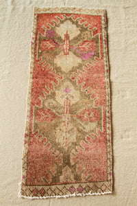 Vintage Turkish Prayer Rug #3