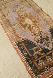 Vintage Turkish Prayer Rug #4