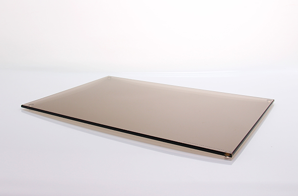 AVF Acrylic Voltage Placemats in Bronze