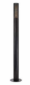 Precision Floor Lamp in Bronze by Kelly Wearstler