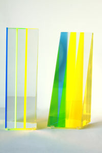 AVF Home | Prism Bookends in Yellow