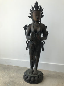 Bronze Siam Sculpture