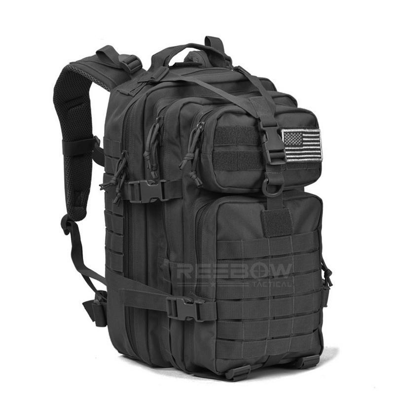 MILITARY TACTICAL ASSAULT WATERPROOF BACKPACK  (34L) - menswhistle