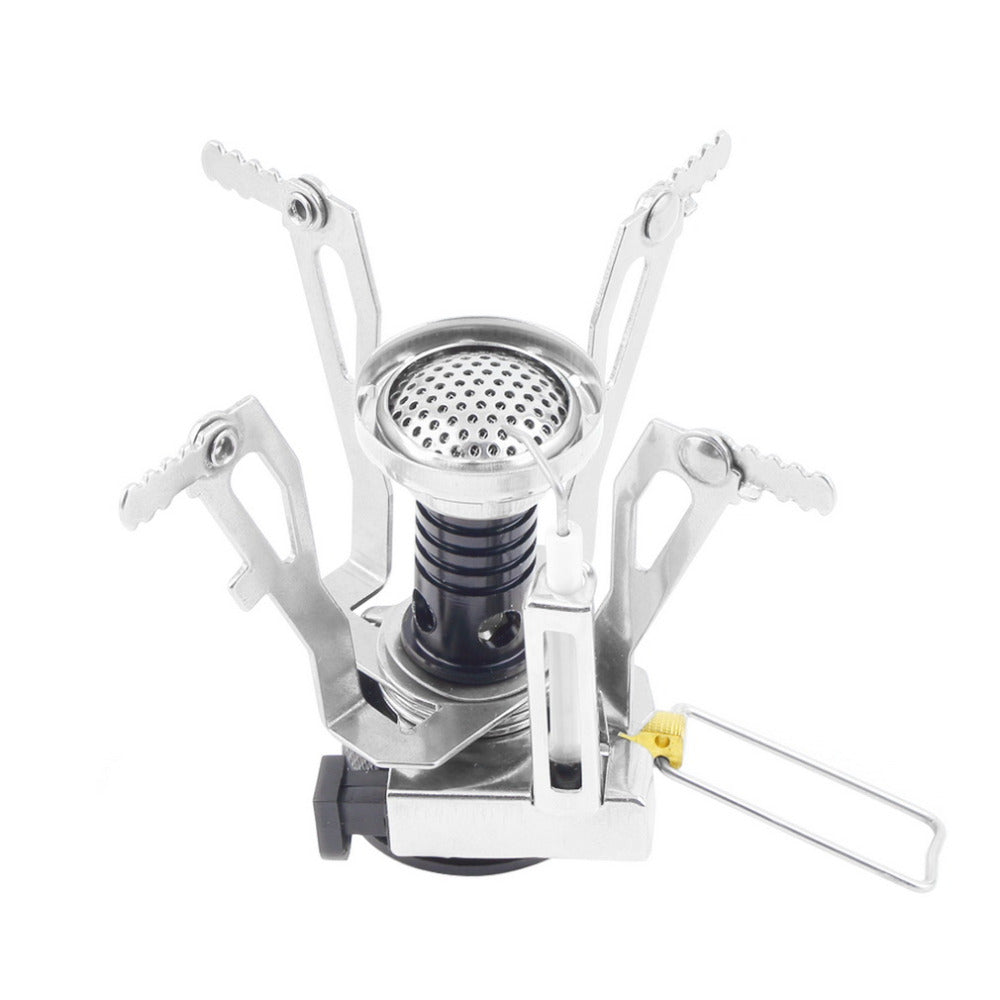 PORTABLE CAMPING FOLDABLE STOVE - menswhistle