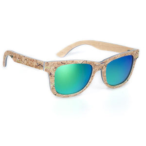 Designer polarized wooden sunglasses for men - menswhistle